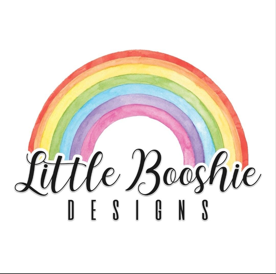 Little Booshie Designs's logo