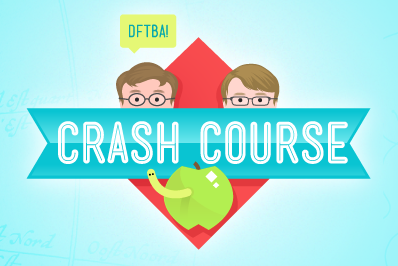 Crash Course's logo