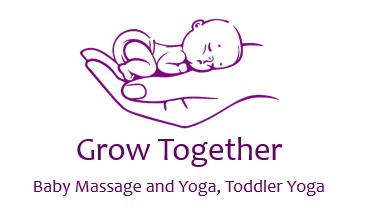 Grow Together - Baby Massage and Yoga's logo