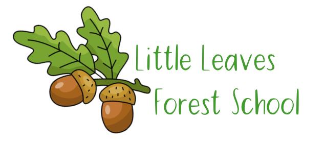 Little Leaves Forest School's logo