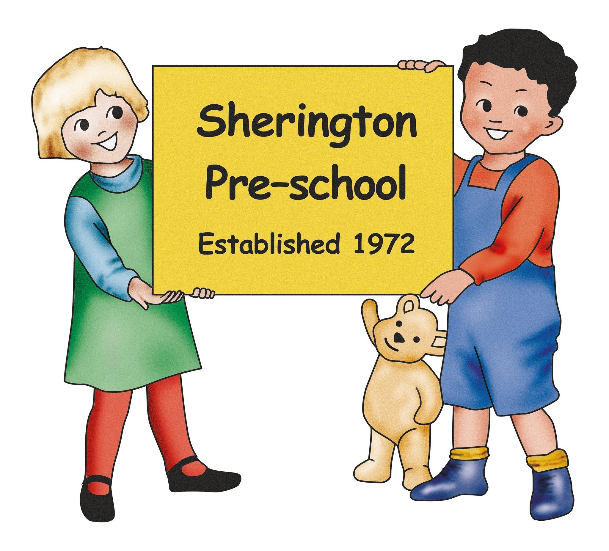 Sherington Pre-School's logo