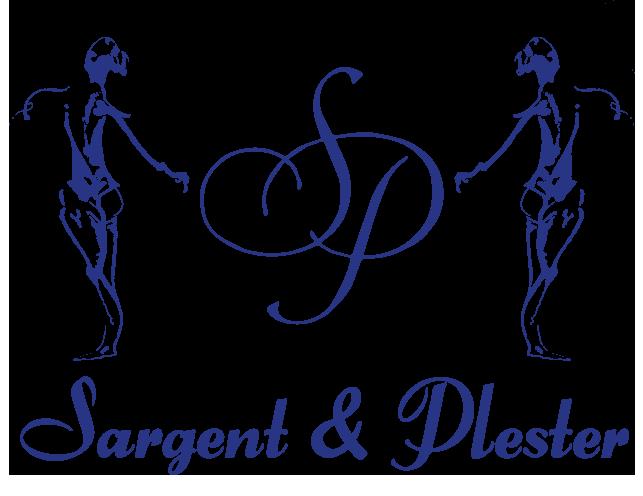 Sargent & Plester School of Dancing's logo