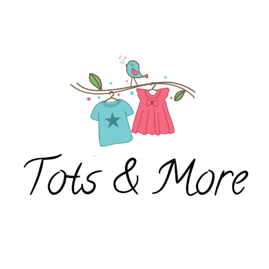 Tots and More's logo