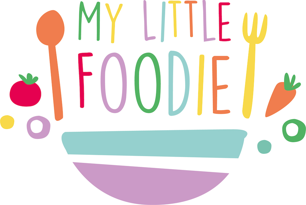 My Little Foodie's logo