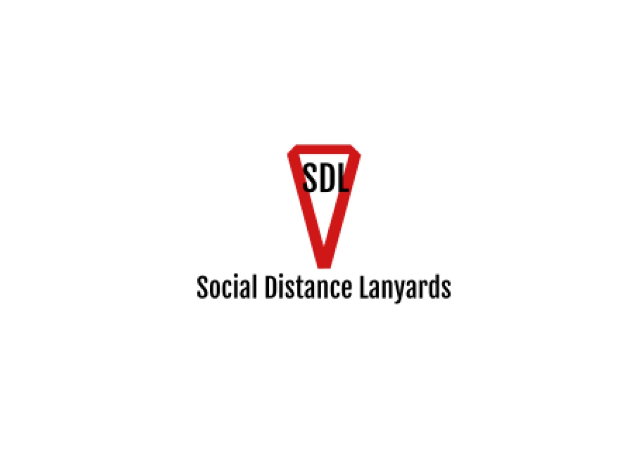 SDL - Social Distance Lanyards 's logo