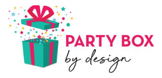 Party Box by Design's logo