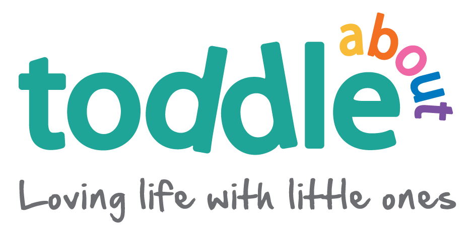 Toddle About's logo