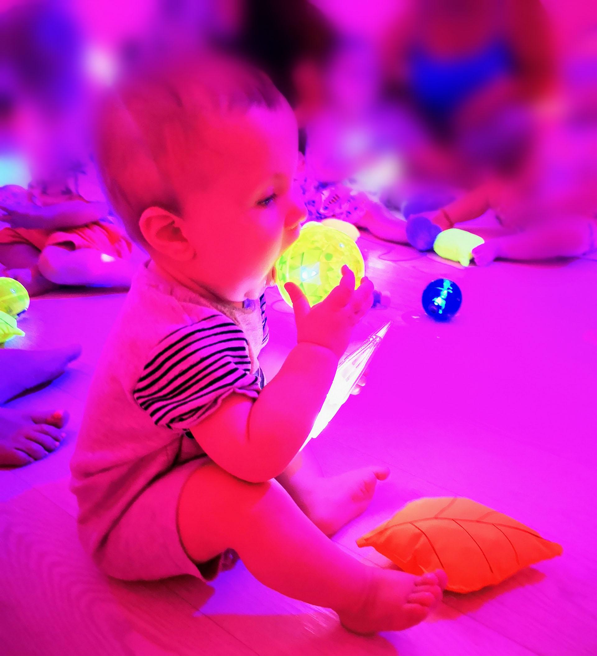 Glow                           Bambino's main image