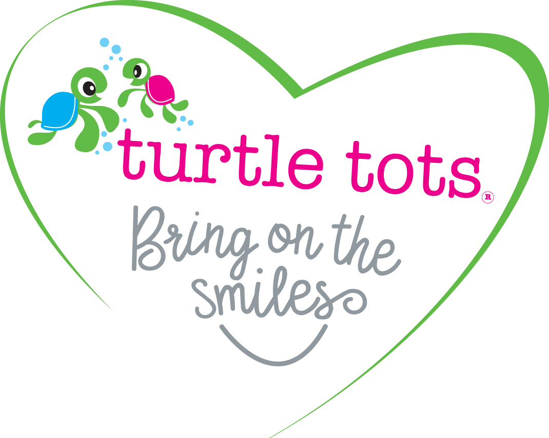 Turtle Tots South East Midlands and Rugby's logo
