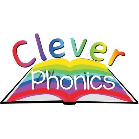 Clever Phonics's logo