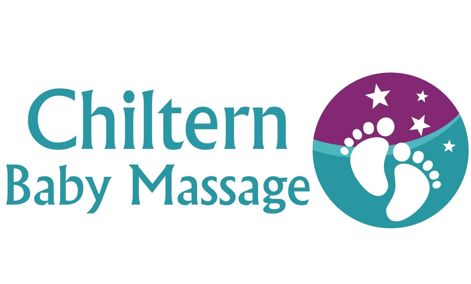 Chiltern Baby Massage's logo