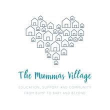 The Mummas Village Elmbridge and Woking's logo