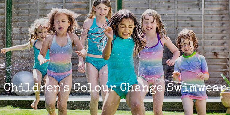 Mermaid In England - Colour Change Swimwear's main image