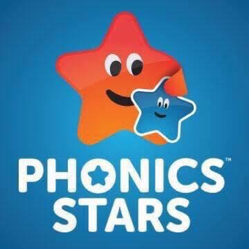 Phonics Stars Leamington Spa's logo