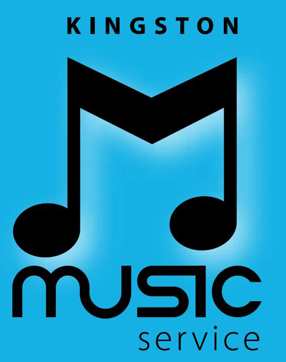 Kingston Music Service's logo