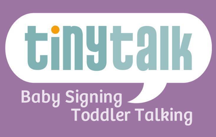 TinyTalk Baby Signing Buckingham & Milton Keynes's logo