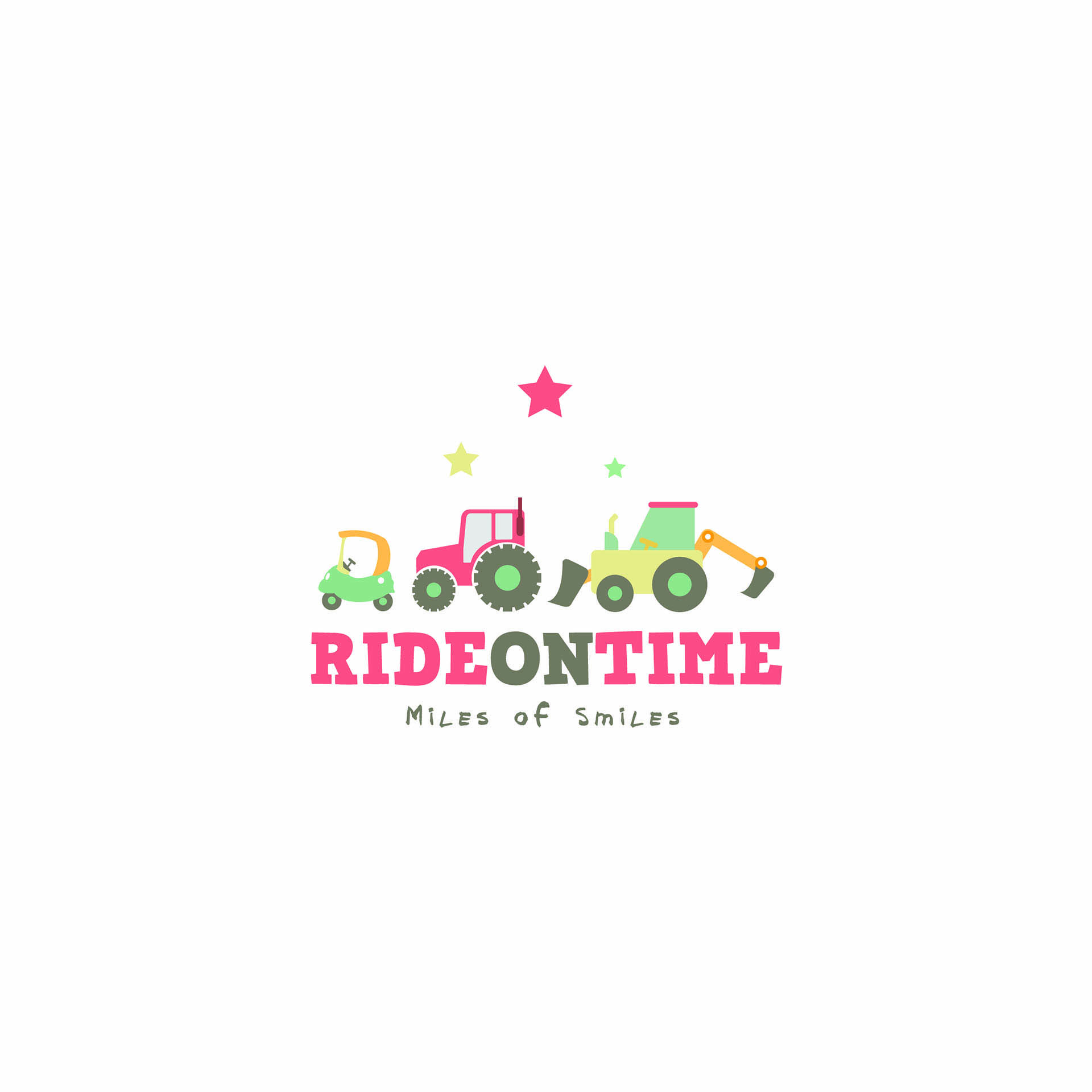 Ride On Time's logo