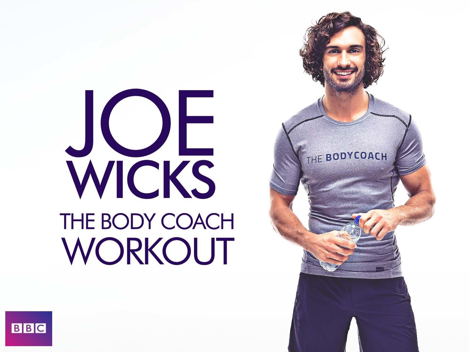 PE with Joe Wicks's logo
