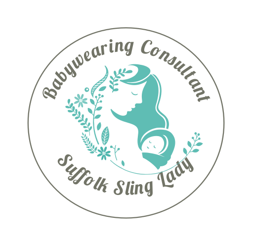 Suffolk Sling Lady's logo