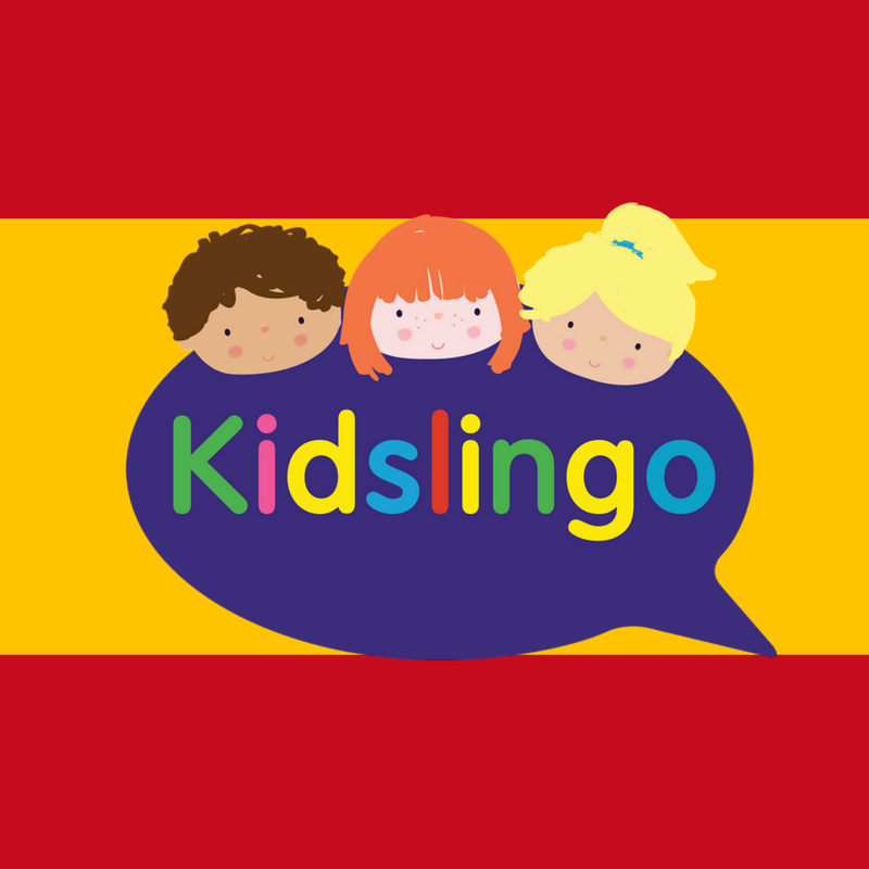 Kidslingo Spanish Nuneaton & Hinckley's logo