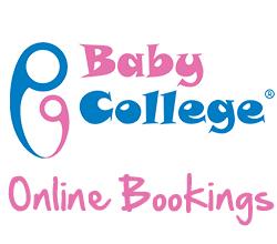 Baby College Swindon's logo