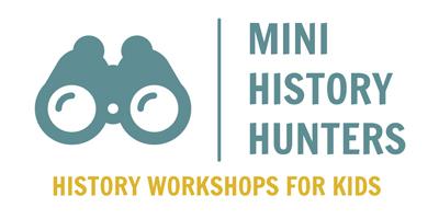 Mini History Hunters's logo
