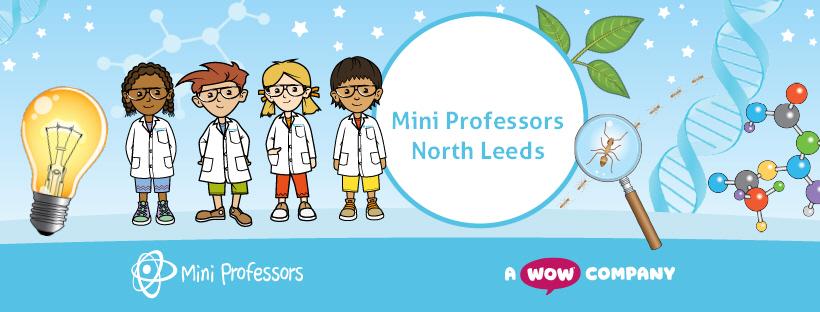 Mini Professors North Leeds Limited's main image
