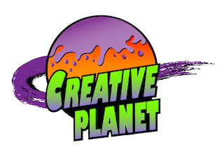 Creative Planet Norwich and East Norfolk's logo