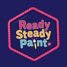Ready Steady Paint's logo