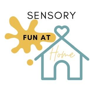 Sensory Fun at Home's logo