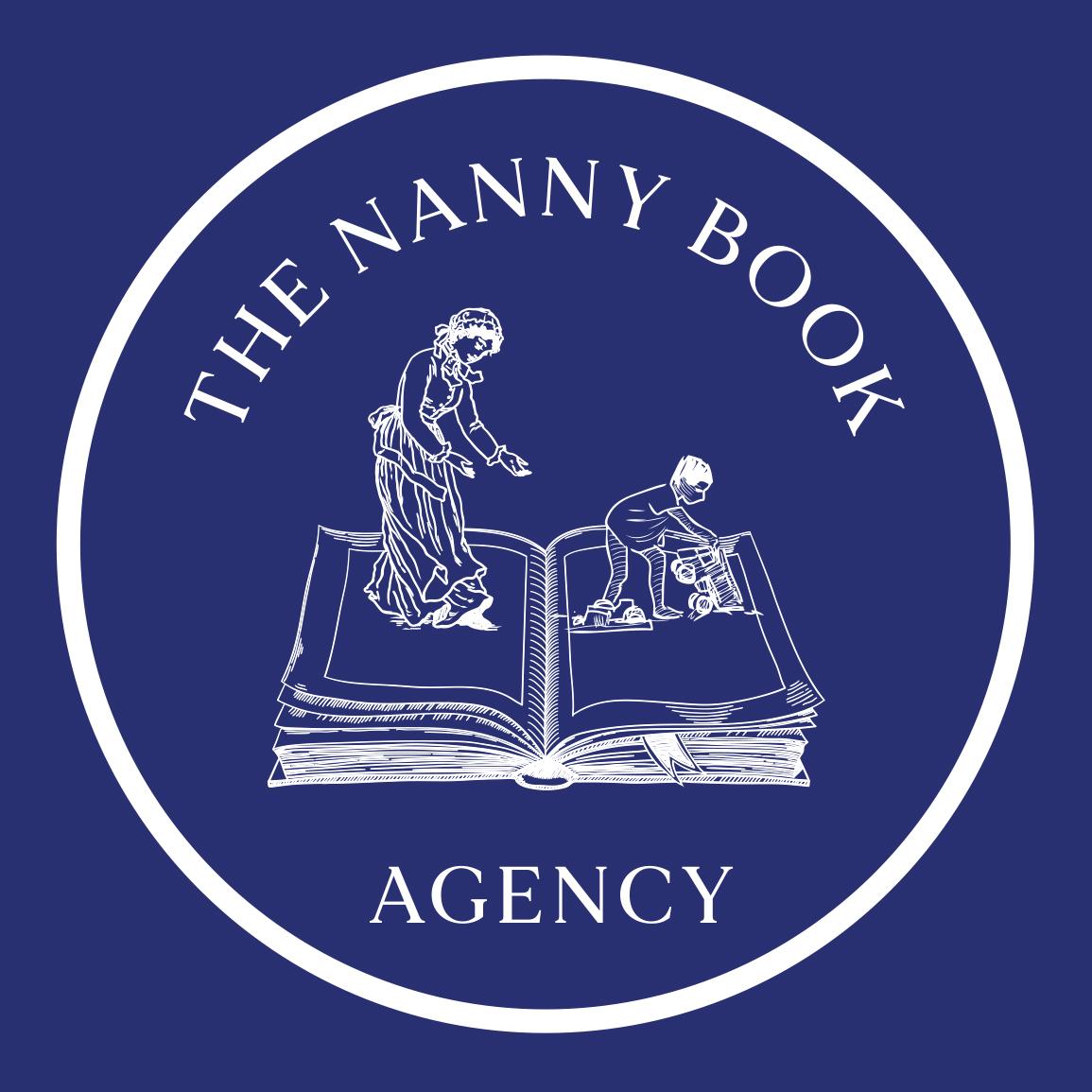The Nanny Book Agency 's logo