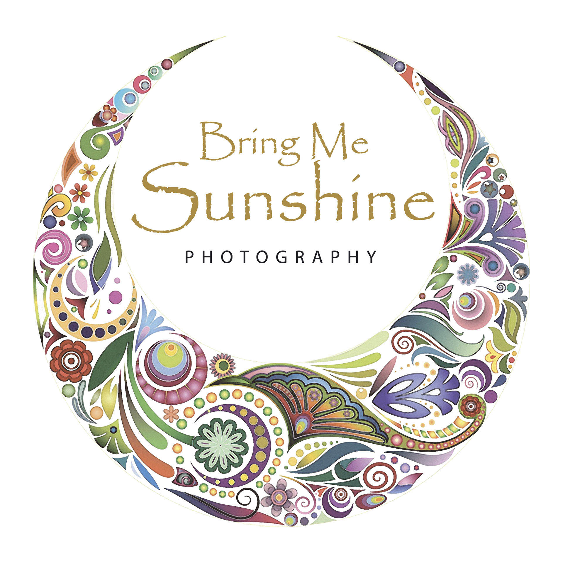 Bring Me Sunshine Photography's logo