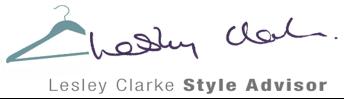 Lesley Clarke Style Advisor's logo