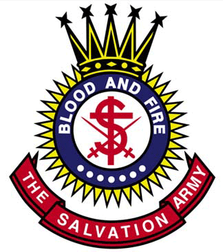 Salvation Army Toddler Group's logo