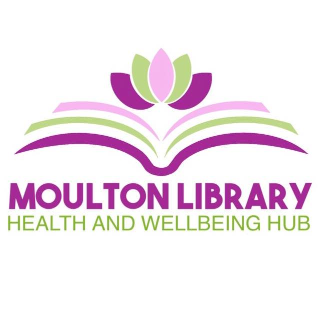 Moulton Library's logo
