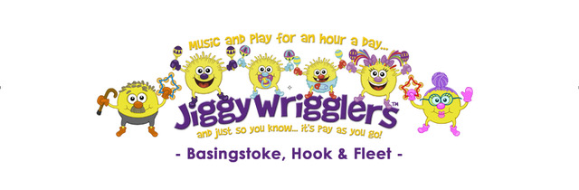 Jiggy Wrigglers - Basingstoke, Fleet, Hook and Surrounding Areas's main image