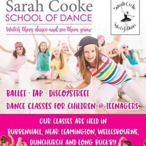 Sarah Cooke School Of Dance Ltd 's logo