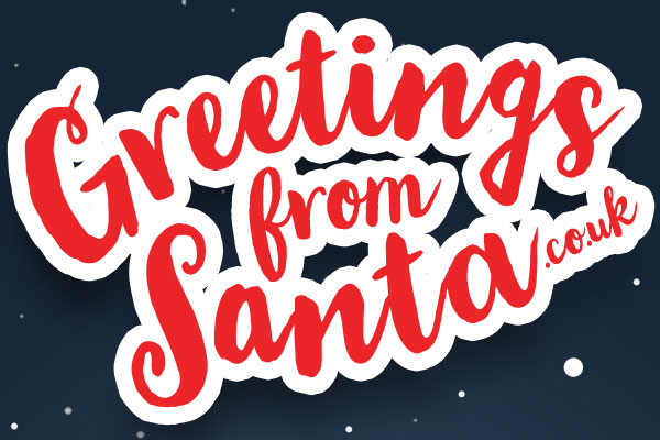 Greetings From Santa's logo