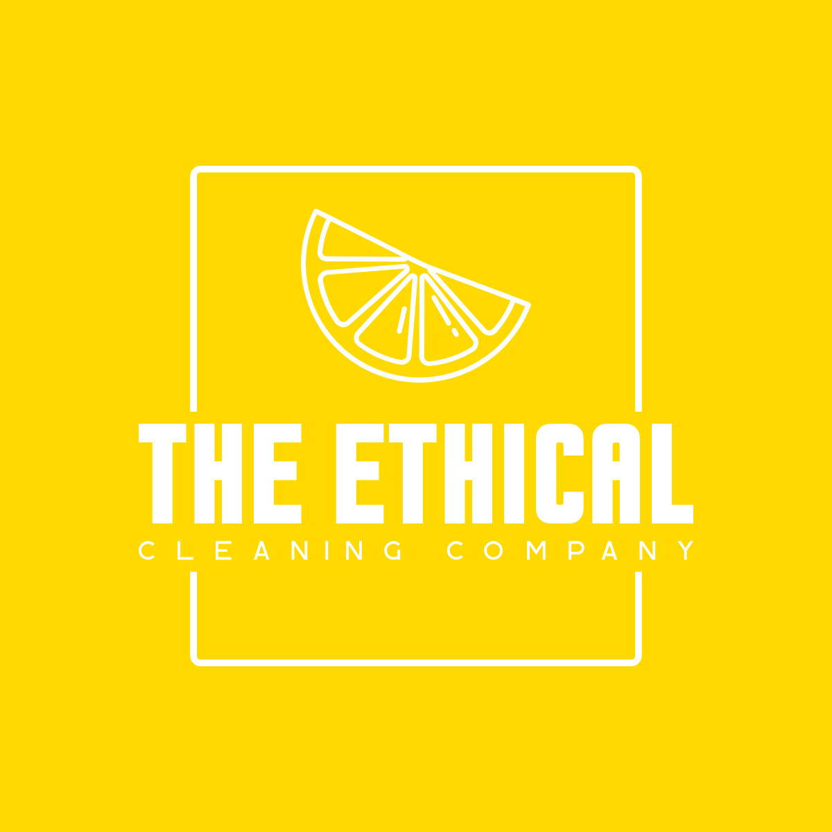 The Ethical Cleaning Company's logo