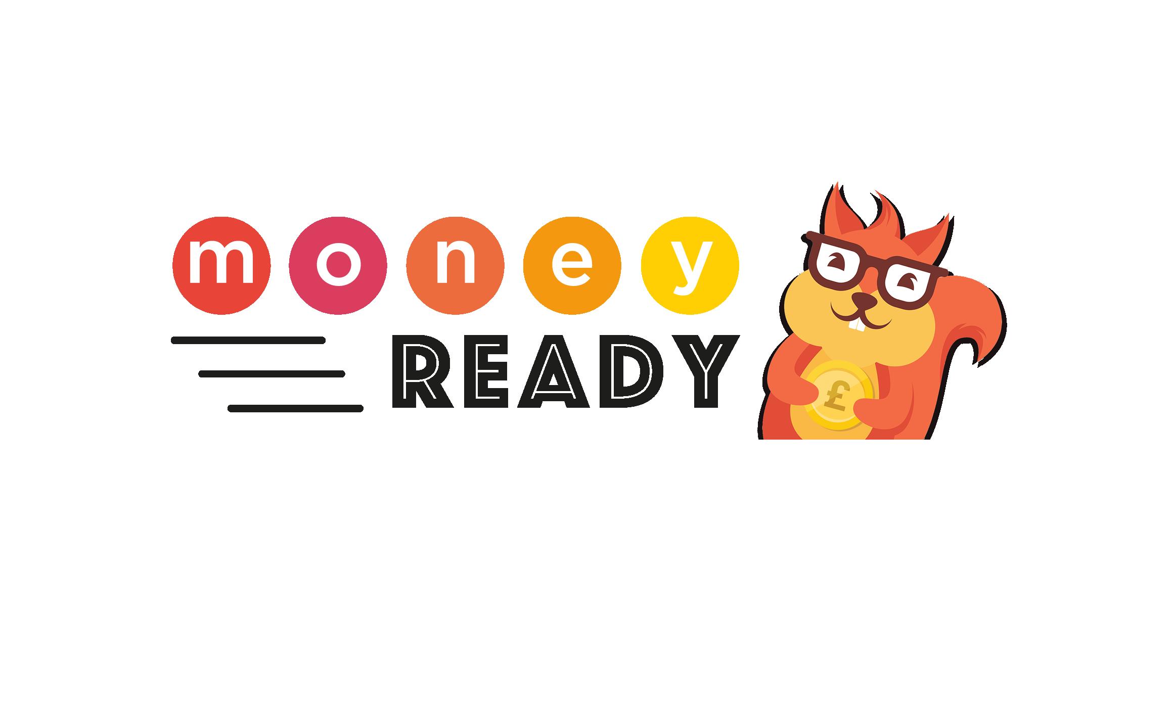 Moneyready's logo