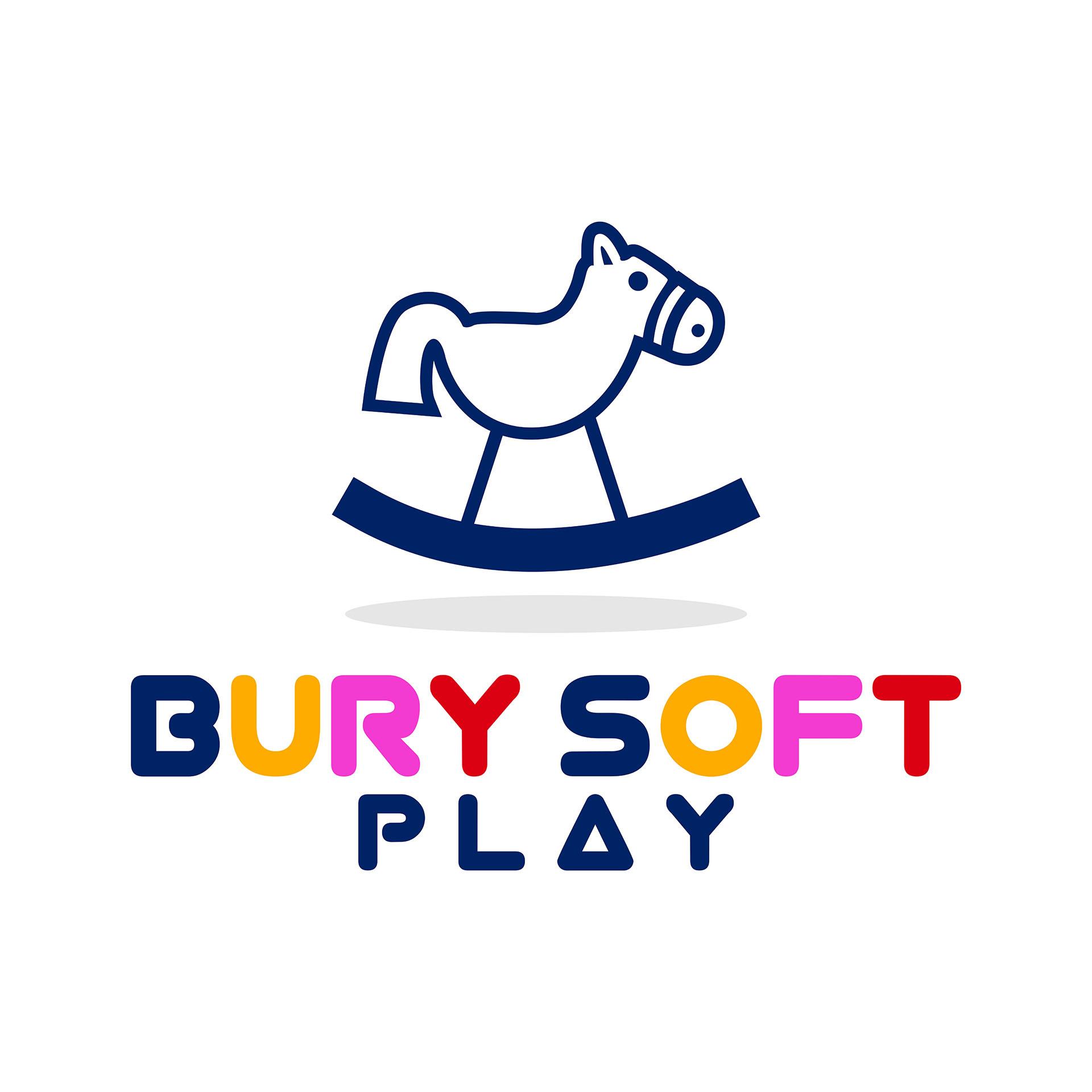 Bury Soft Play's logo