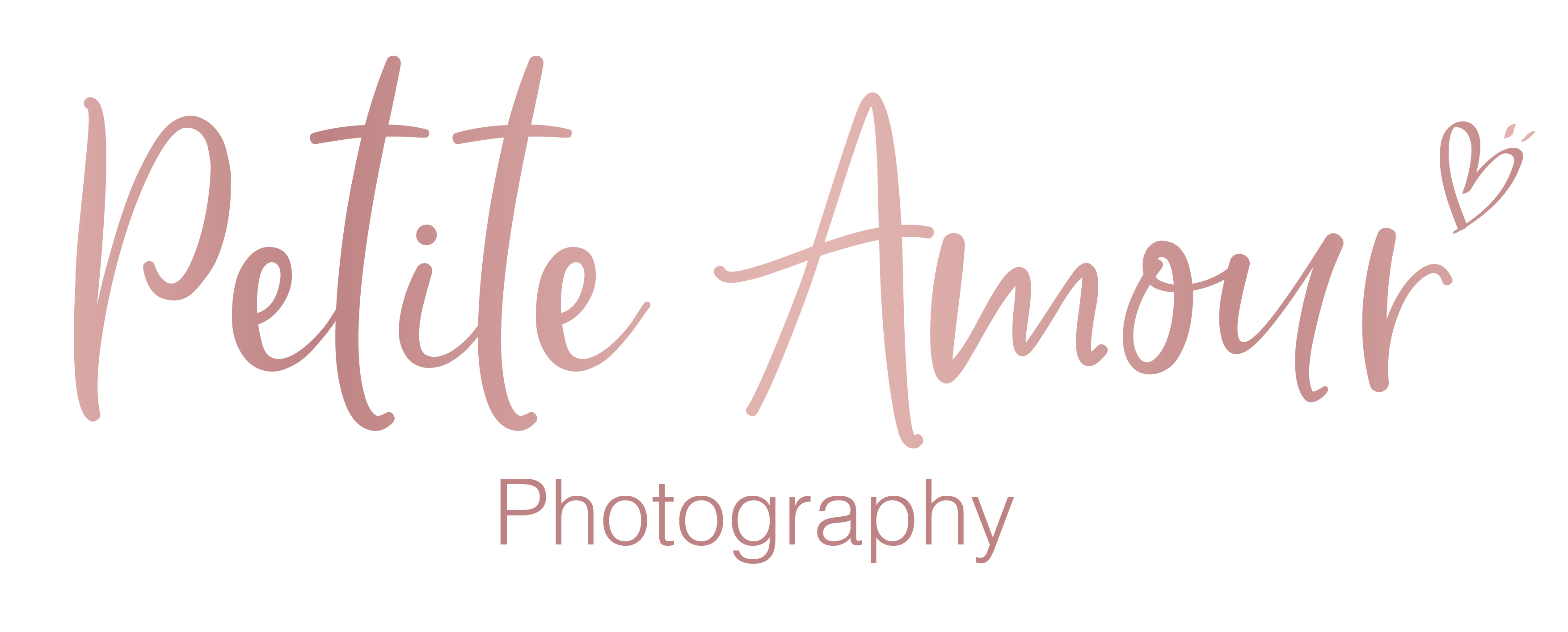 Petite Amour Photography's logo