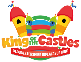 King of the Castles Gloucestershire's logo