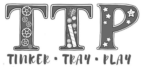 Tinker Tray Play's logo