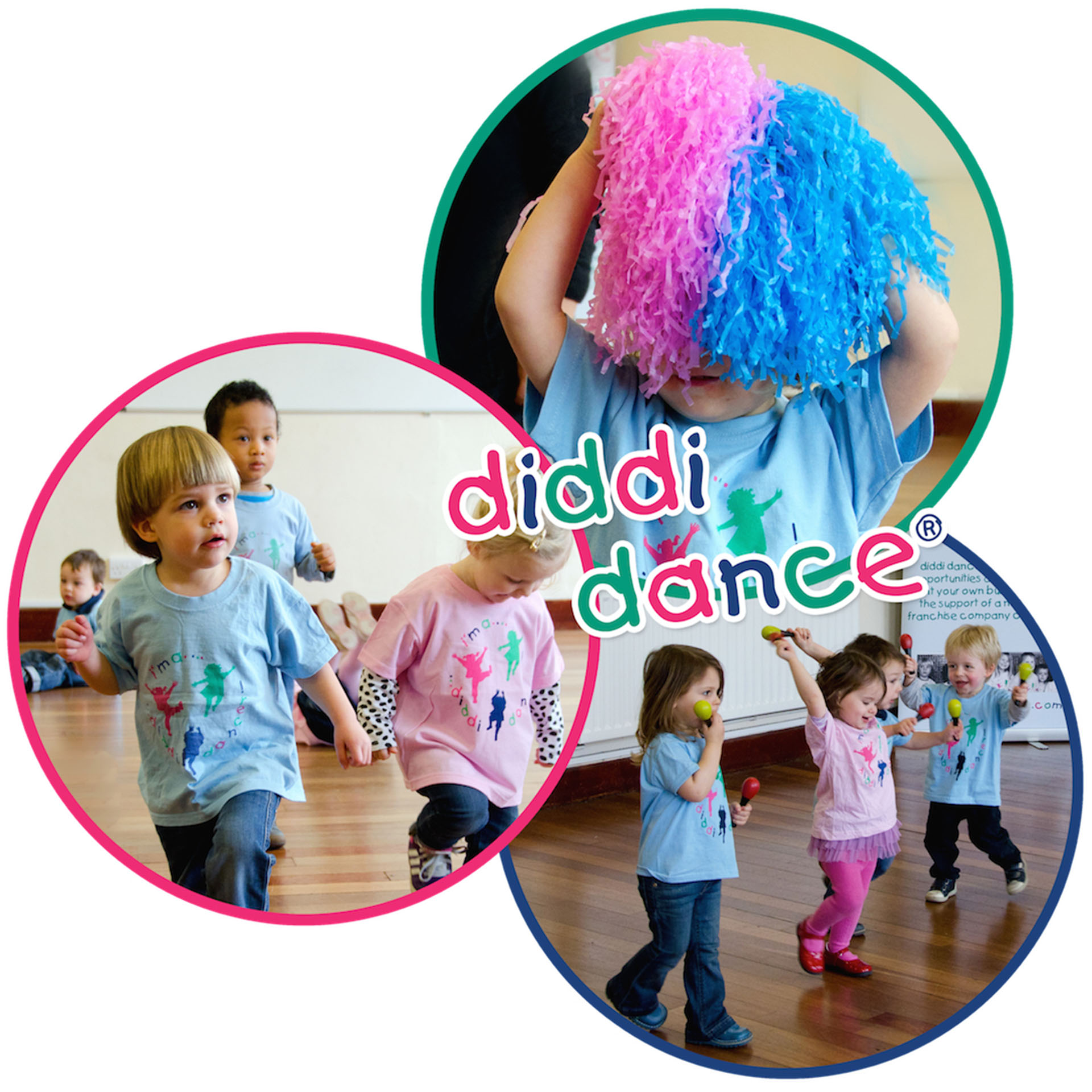 diddi dance Bury St Edmunds, Forest Heath & Mid Suffolk's logo
