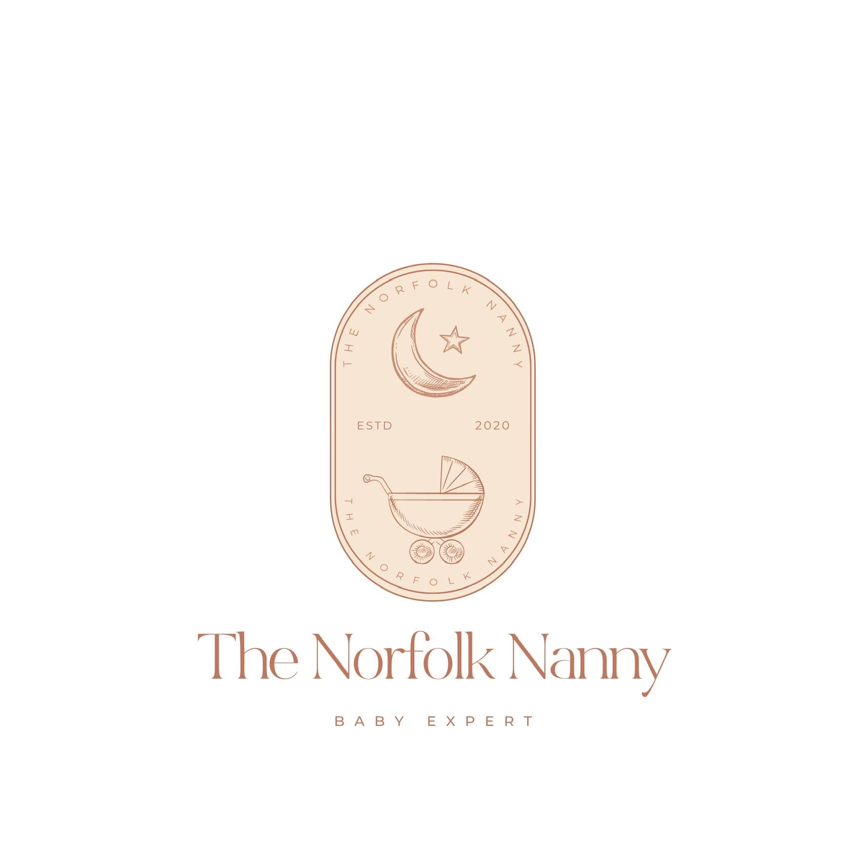 The Norfolk Nanny's logo