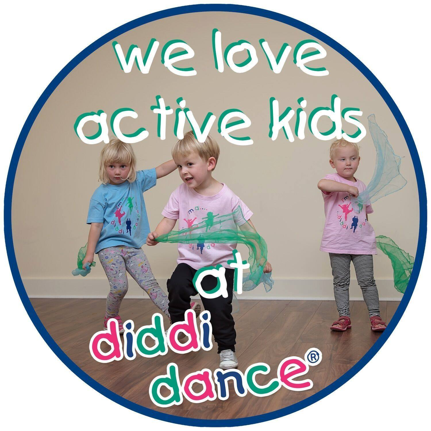 diddi dance Oxford & Surrounding's logo