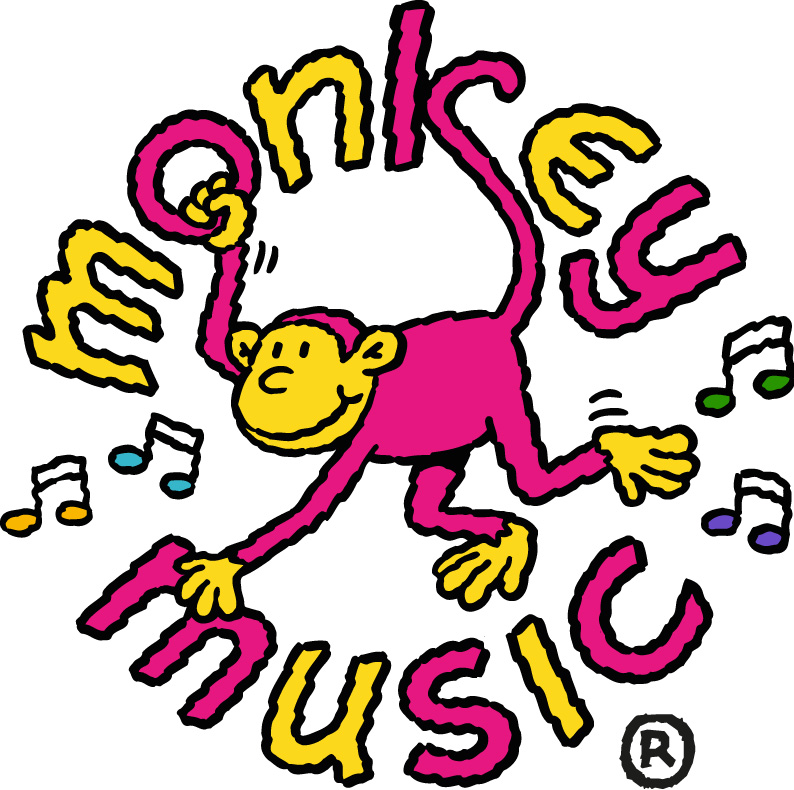 Monkey Music East Grinstead & Reigate's logo