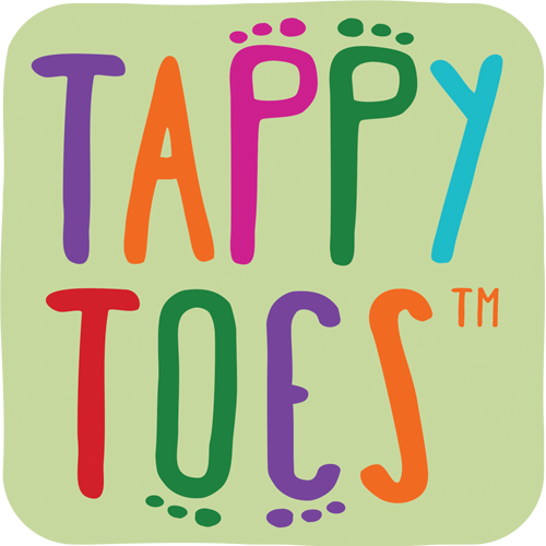 Tappy Toes Colchester's logo