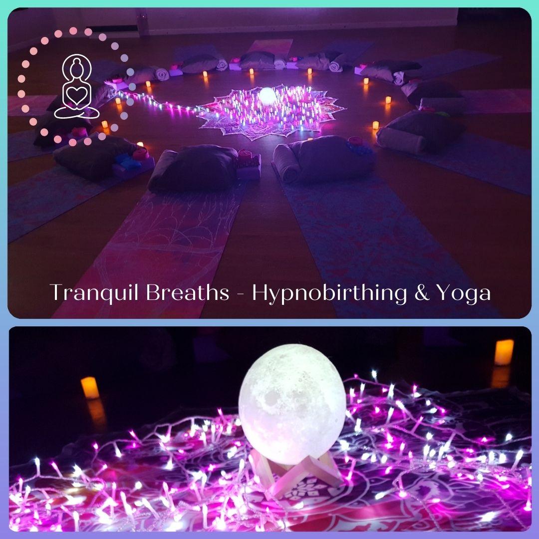 Tranquil Breaths - Hypnobirthing & Yoga's main image